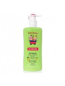 PETIT JUNIOR GEL DE DUCHA KLORANE 500 ML PERA