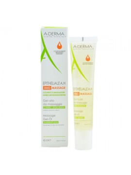 A-DERMA EPITHELIALE AH DUO GEL ACEITE DE MASAJE ANTIMARCAS 40 ML