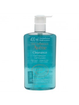 AVENE CLEANANCE GEL LIMPIADOR400ML