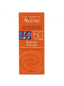 AVENE FLUIDO SPORT SPF 50+ MUY ALTA PROTECCION  100 ML