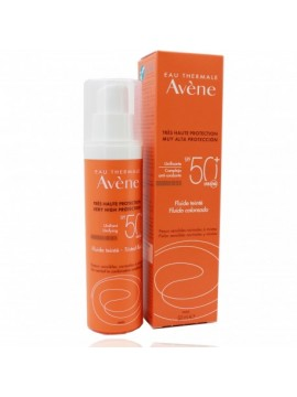 AVENE EMULSION COLOR SPF-50   OIL FREE 50 ML