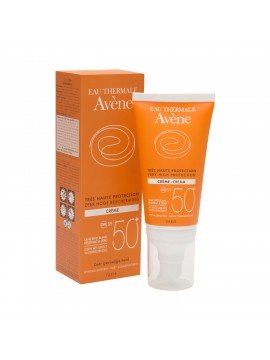 AVENE SOLAR CREMA SPF 50 ULTRA PROTECCION  50 ML