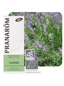 PRANAROM ACEITE ESENCIAL LAVANDA10 ML