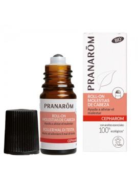 PRANAROM ROLL-ON MOLESTIAS CABEZA 5 ML