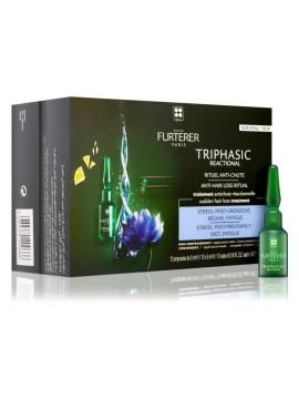 RENE FURTERER TRIPHASIC REACCIONAL RF 80 CONCENTRADO ANTICAIDA 12 AMP DE 5 ML